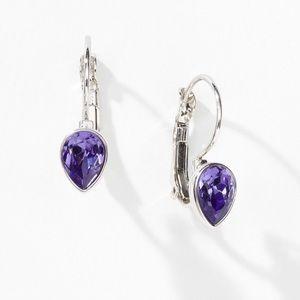 Touchstone Crystal Swarovski Earrings